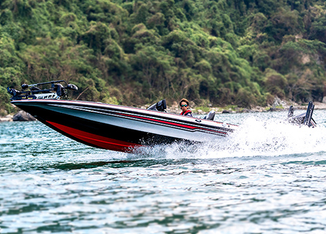 Charger Boat 198 ELITE Designイメージ