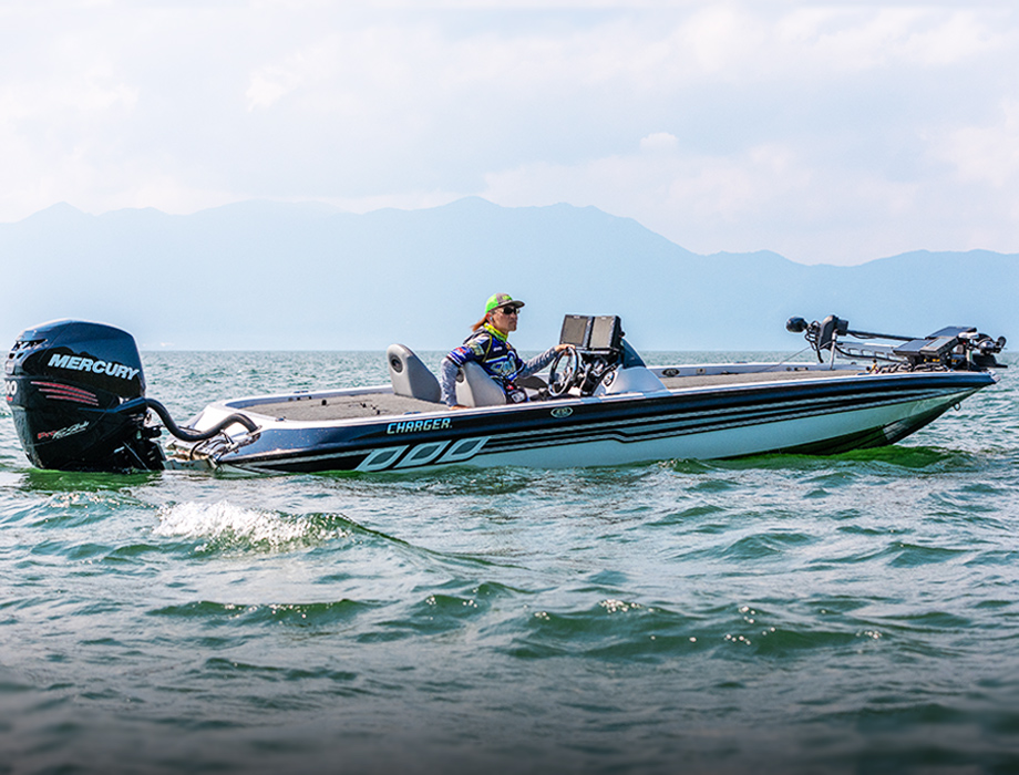 Charger Boat 210 ELITE