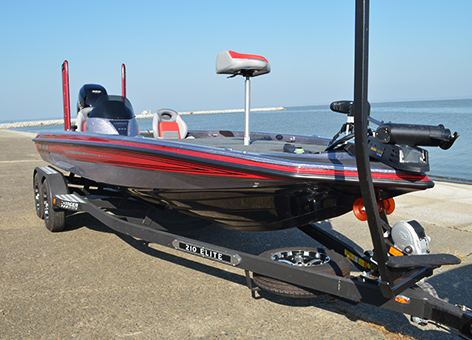 Charger Boat 210 ELITE Designイメージ