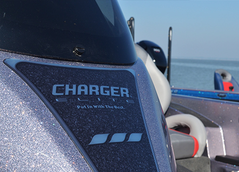 Charger Boat 210 ELITE Designイメージ